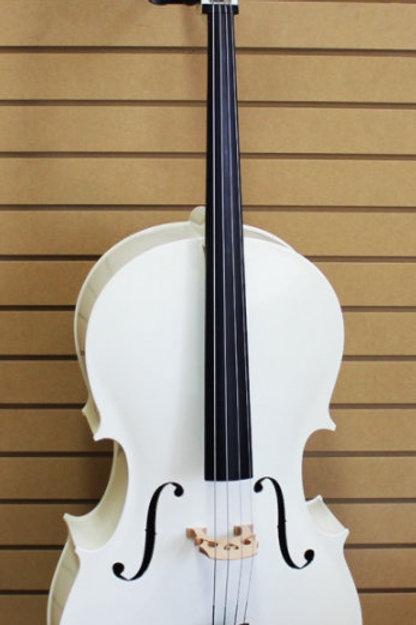 Cello White Full Size