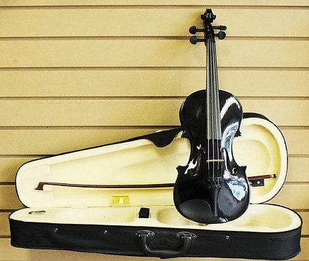 Black Violin Size 1/4