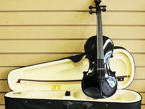 Black Violin Size 4/4