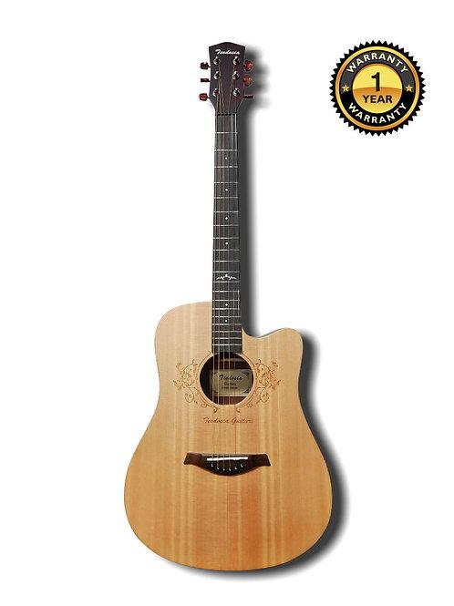 "Teodosia Acoustic Guitar 41"" Cutaway"