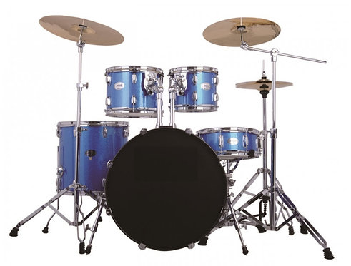 Drum Kit with Hardware
