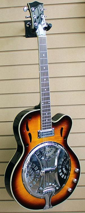 Electric Guitar Dobro Sunburst