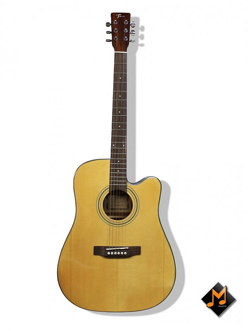 Takcao Acoustic Guitar T-41SCNA
