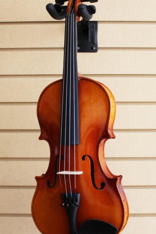 Left Handed Full Size Violin TBF-01