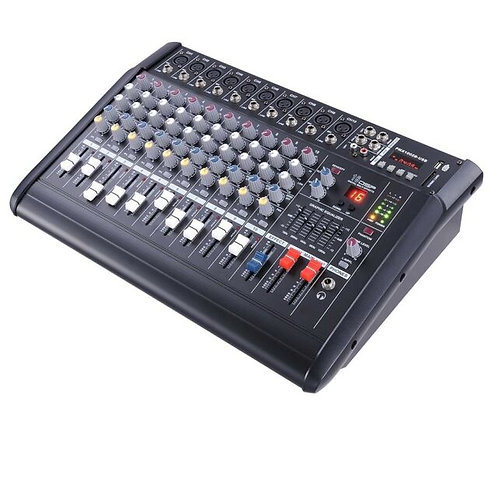 10-Channel Audio Mixer