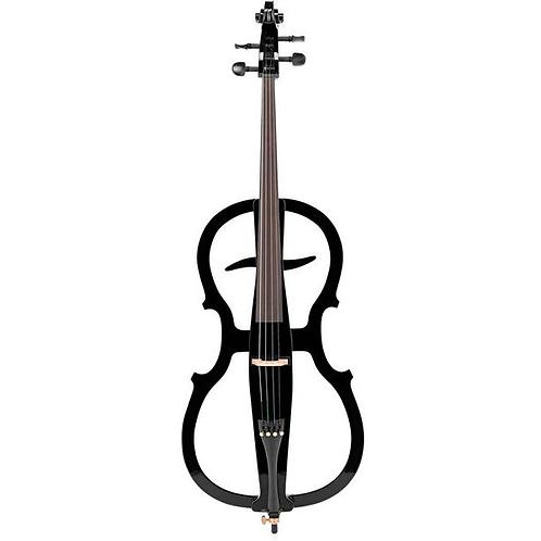 Electric Cello Full Size Black