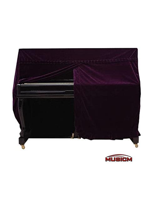 Upright Piano Cover Purple