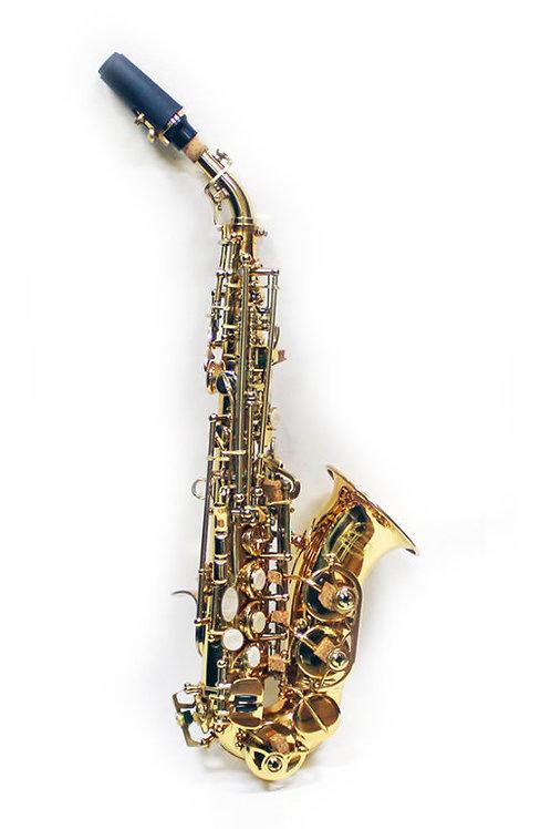 Whelk Curved-Soprano Saxophone