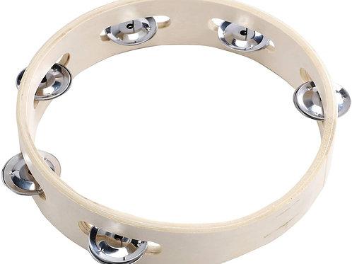 Round Shape Tambourine