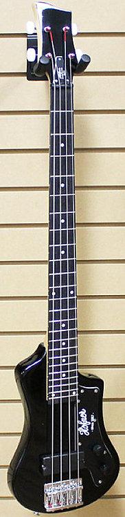 Hofner Shorty Bass Guitar Black