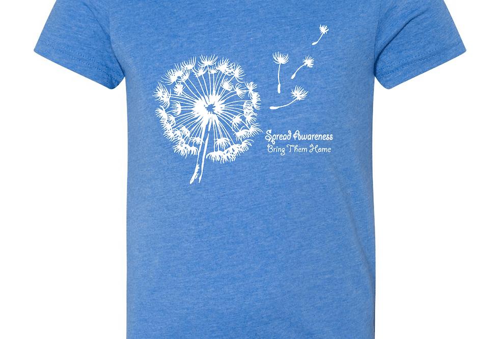 Operation Underground Railroad - Spread Awareness Children's T-Shirt