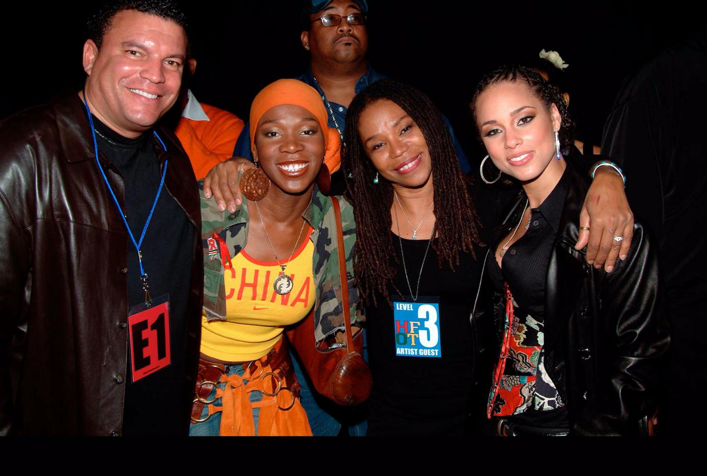 Alicia Keys, India Arie - Hammond Entertainment