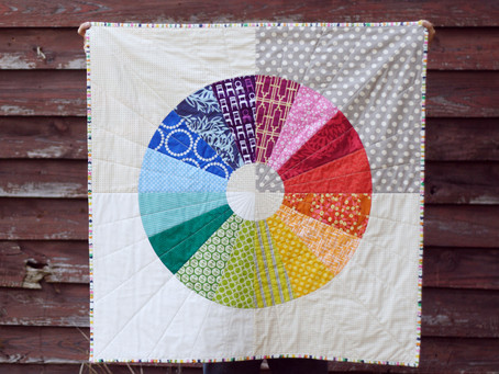 The Art Of Wheel Pattern Quilting