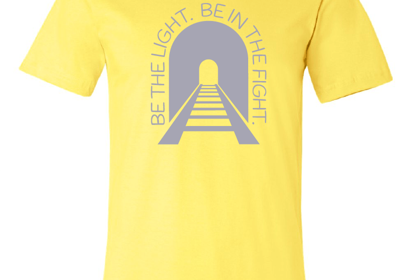 Operation Underground Railroad - Be The Light T-Shirt