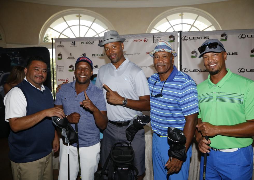 Cedric The Entertainer's Celebrity Golf