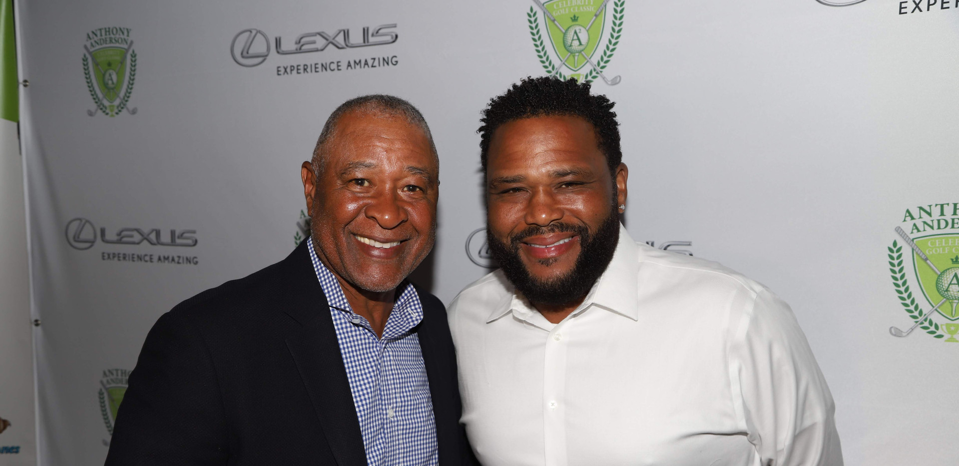 Anthony Anderson's Celebrity Golf Classi