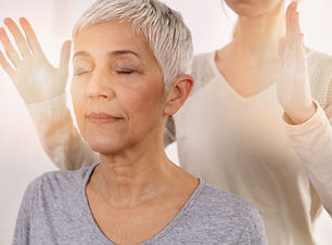 Spiritual Warrior Woman - Energy Healing