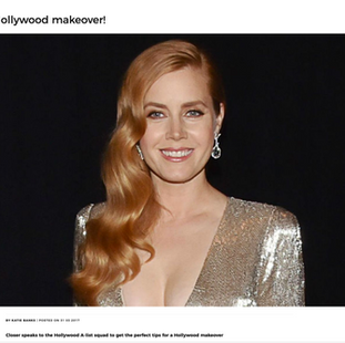 AMY ADAMS / CLOSER ONLINE