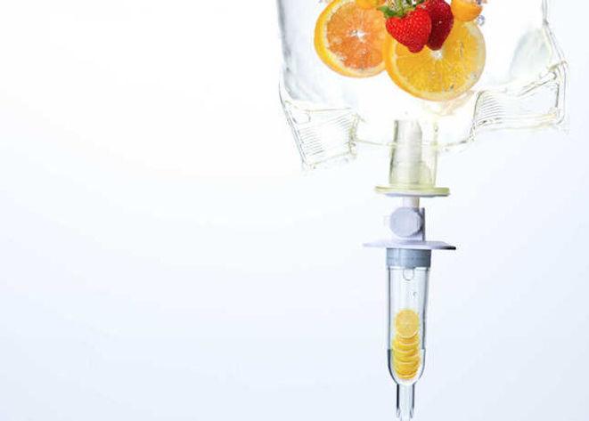 IV DRIP TREATMENT