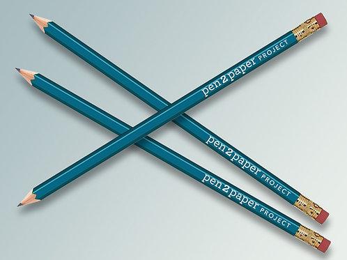 Pen2Paper Project Pencils