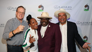 "CEDRIC ""THE ENTERTAINER"" CELEBRITY GOLF"