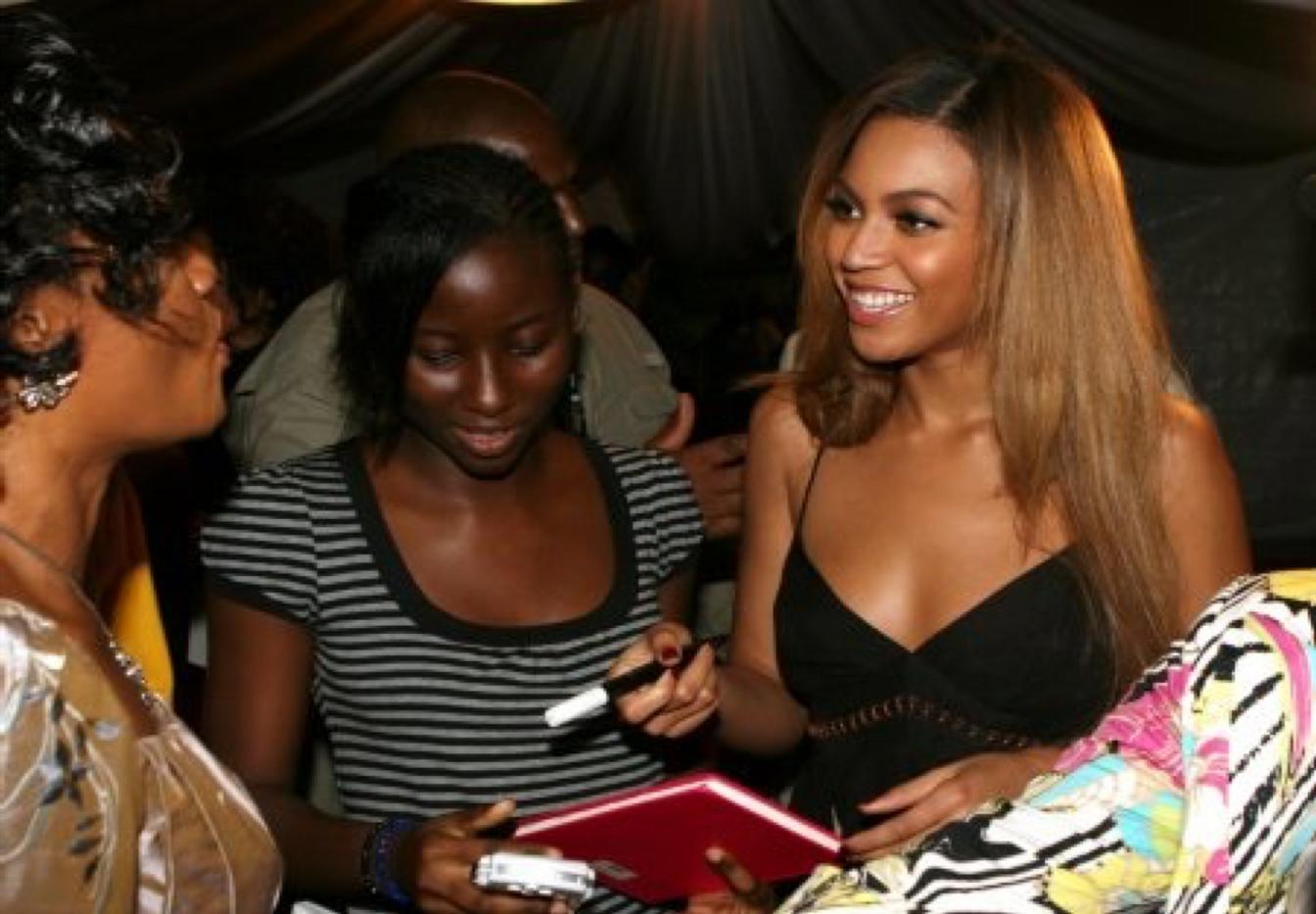 Beyonce - Hammond Entertainment