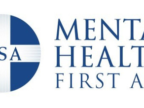 OhioMHAS Funds Development of Mental Health First Aid