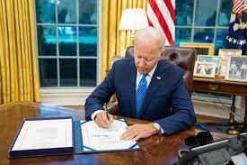 President Biden Signs Bill to Avoid Government Shutdown; Budget Discussions Continue