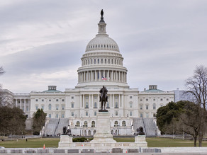 Congress Passes FY 22 Spending Package