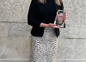 State Representative Susan Manchester Recognized as 2020 Champion for Children