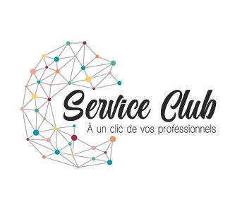 Logo Service Club