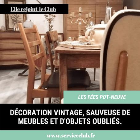 """Siham de l'entreprise """"Les Fées Pot-Neuve"""" rejoint le Club"""