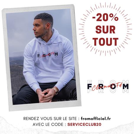 BON PLAN - Moins 20% sur fromofficiel.fr