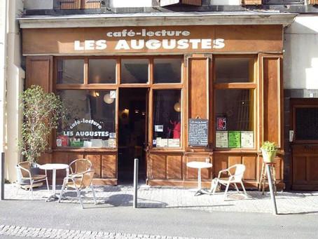 Découvrez Le Café-Lecture Les Augustes 😍