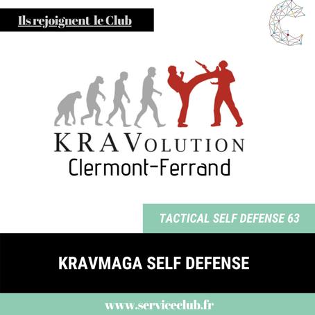 Tactical self defense 63 rejoint le Club !