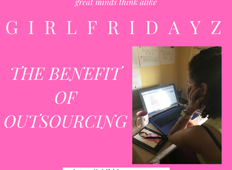 The Benefit of Outsourcing