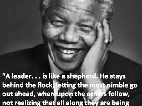 Mandiba his one of the Greatest Leader in history of mankind