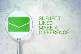 How to write an excellent email subject line