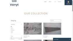 Online store collection