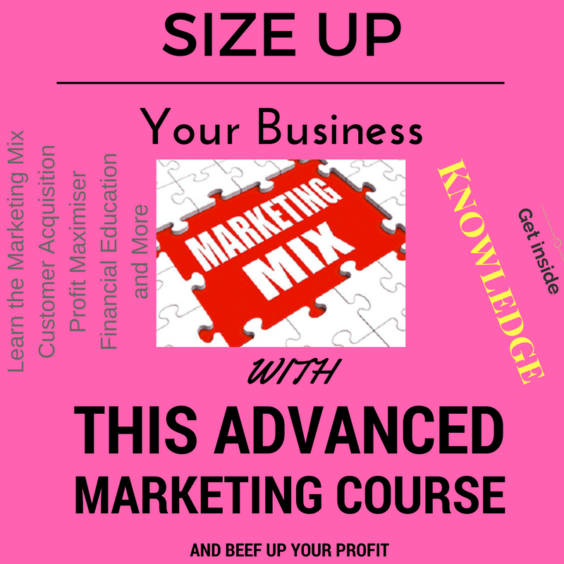 Advanced Marketing Course Girlfridayz