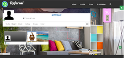 Last visitor can be seen from user profile