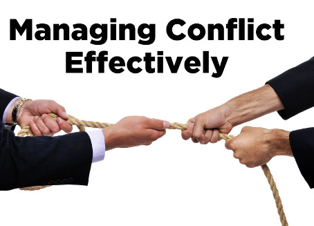 How to avoid and deal with conflict in your workplace
