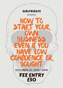 How to start your own business even if you have low confidence or in doubt
