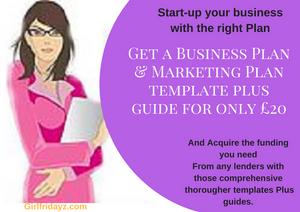 Business Plan offer