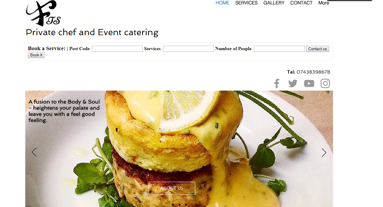 TS-Private Chef and Event Catering