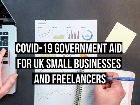 Help and Support for Small Business and Self-Employed during COVI19 outbreak