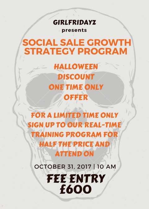 Social Sale Growth Strategy Program
