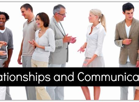 Communication is key in business dealing