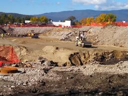 River Walk at Loon Begins Construction