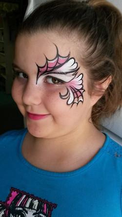 Spider Girl Design
